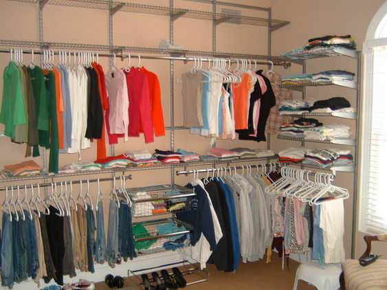 Beau Wire Closet System
